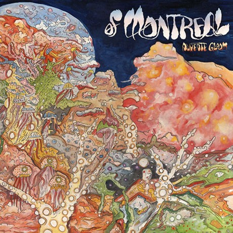 Review of the new album by Of Montreal 'Aureate Gloom,'