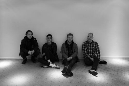 Interview with Mikel Holm Silkjær from 'Yung.' Their LP 'Alter' will be released on March 2nd