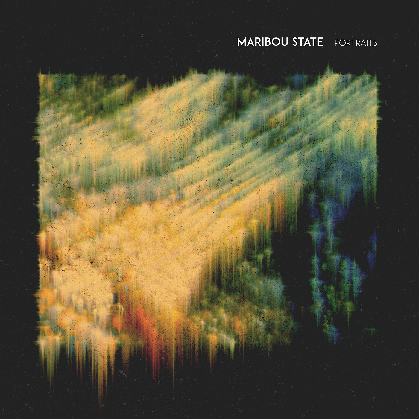 Maribou State have announced their new album 'Portraits,'