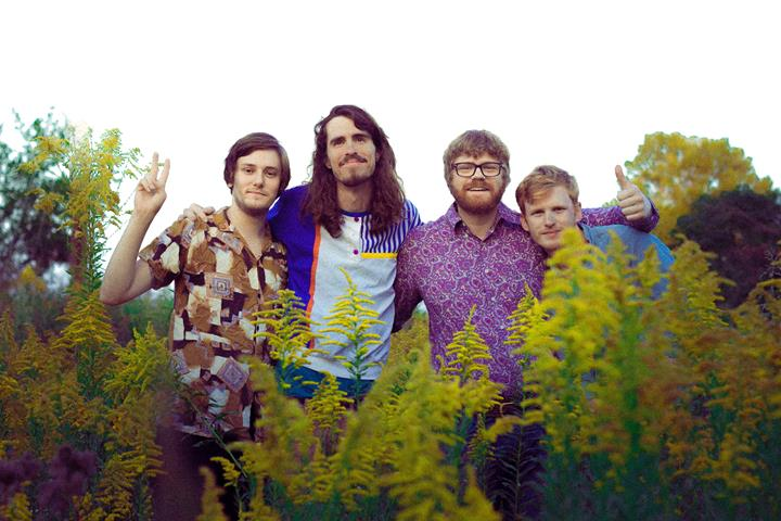 """Reptar share new single """"Cable."""" Announce Spring US Tour dates"""