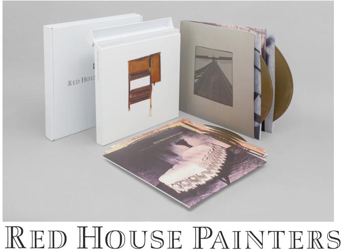 Red House Painters announce four LP box set