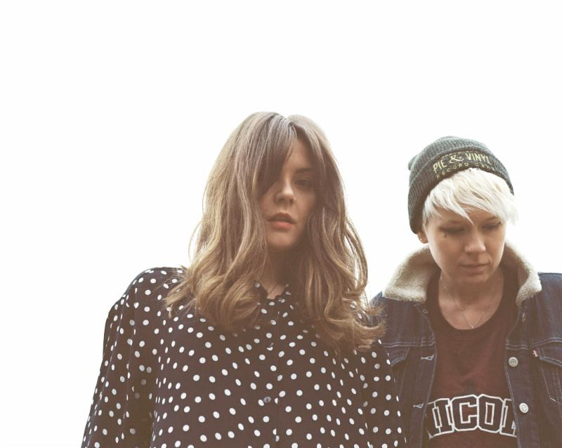"Honeyblood share their new single ""No Big Deal"" on double-sided single."