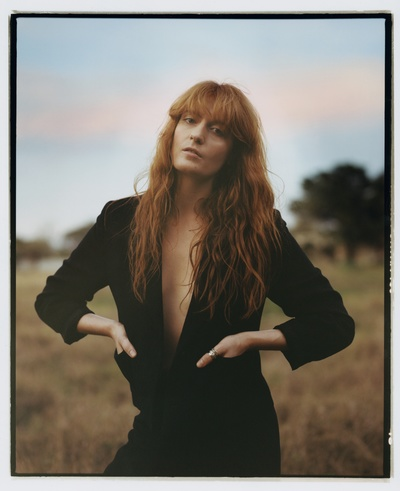 Florence And The Machine announce new album 'How Big, How Blue, How Beautiful' out June 2