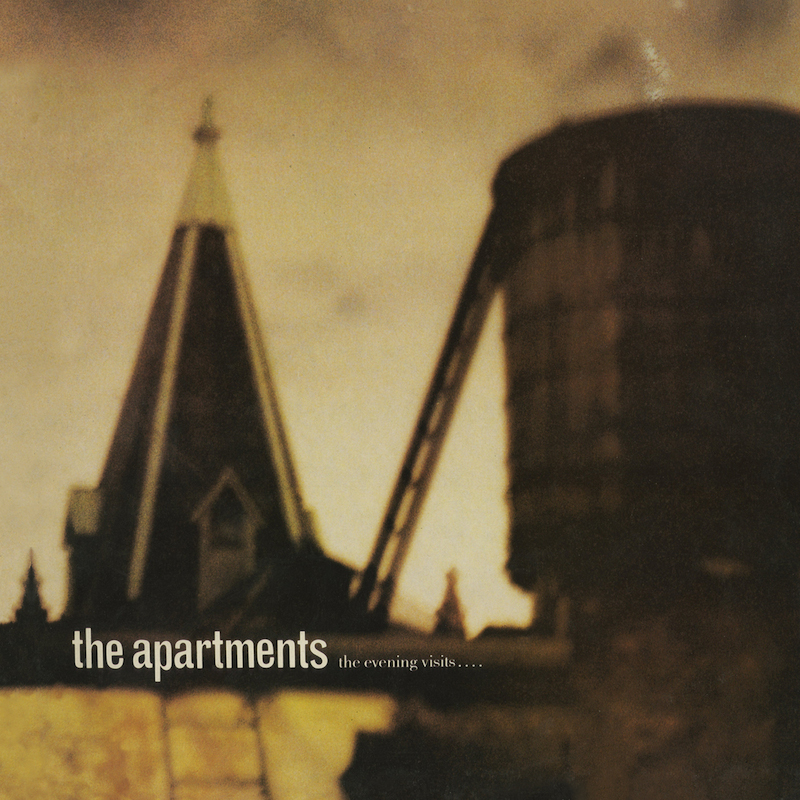 """Captured Tracks Reissues The Apartments' """"the evening visits... and stays for years"""""""