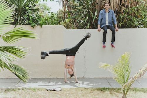 "Sylvan Esso shares Wye Oak remix of ""Play It Right"", Spotify session."