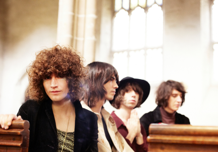 Temples Announce Spring North American Tour In Support Of their latest album 'Sun Structures.'