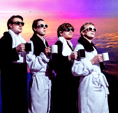 Django Django Announce New Album 'Born Under Saturn,' available May 5th On Ribbon Music.