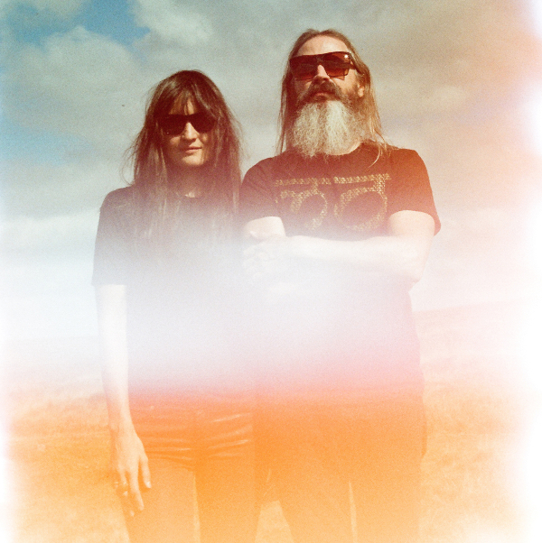 """Moon Duo Share New Song, """"Slow Down Low."""" Their new album 'Shadow '"""
