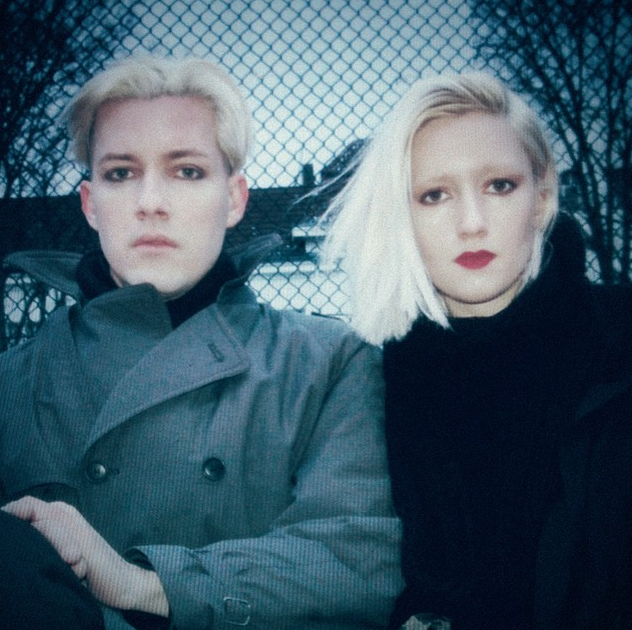 """Berlin based duo CULT CLUB have shared their debut single """"All The People."""""""