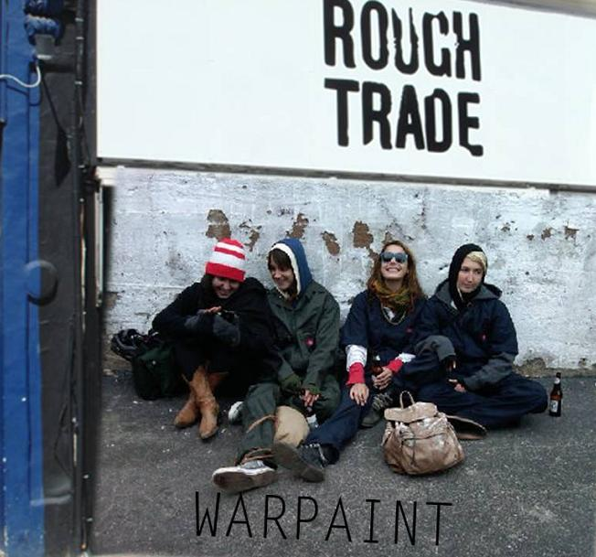 """Warpaint have shared their new song """"No Way Out,"""""""