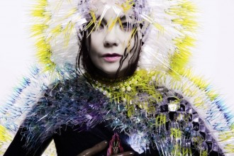 "Björk released new video for ""Lionsong,"" the track comes off her album 'Vulnicura,'"