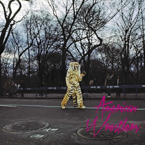 Review of the new self-titled album by American Wrestlers, the LP comes out on April 7th