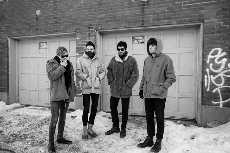 Heat Announces New 'Rooms' EP, Releases Video Teaser Plays SXSW Shows