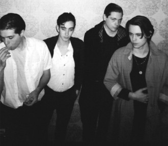 Iceage have announced new dates in North America,