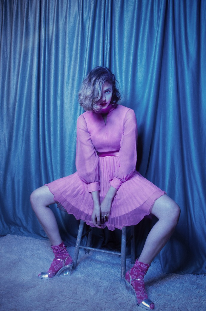 """Hannah Cohen shares the second single """"Baby"""" of her latest release 'Pleasure Boy,'"""