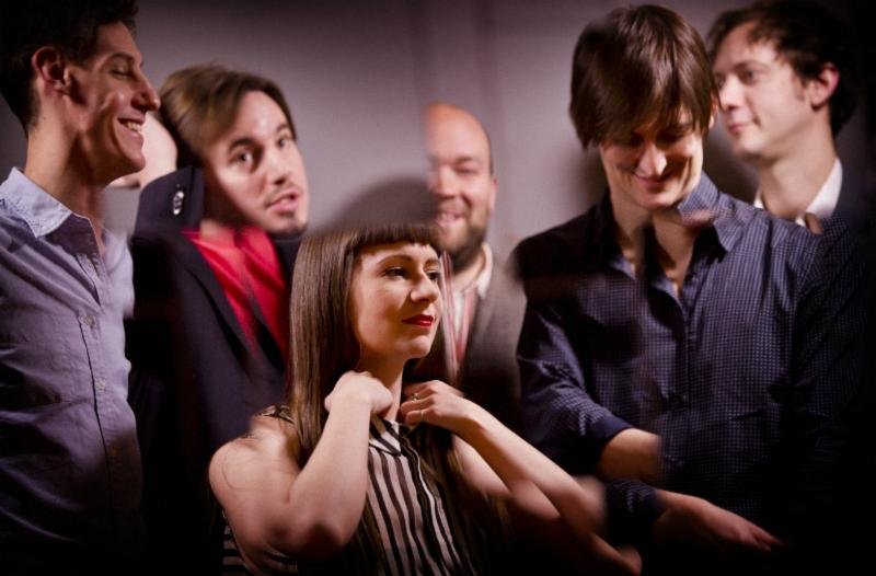 """The Leisure Society Debut Title-Track From New LP """"The Fine Art of Hanging On."""""""