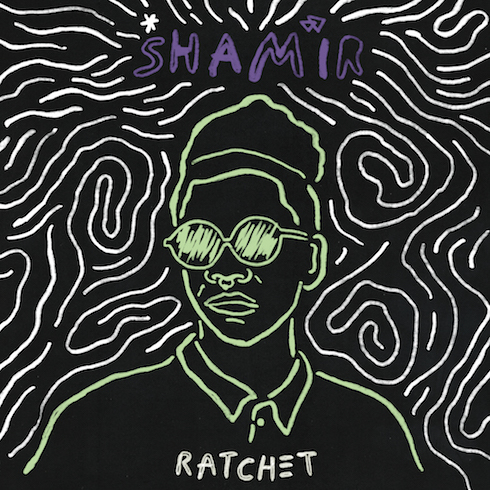 SHAMIR announces debut album 'Ratchet,' due out May 18th in Uk, May 19th in US.