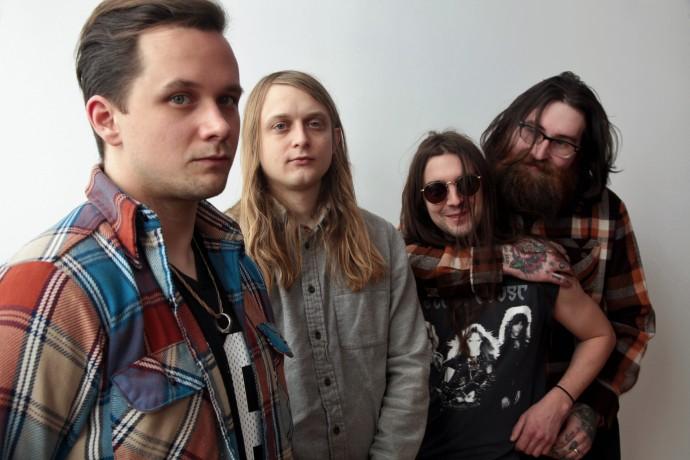 "KDH Shares New Single ""Heaven Should,"" Sophomore LP 'Piedmont Rose'"