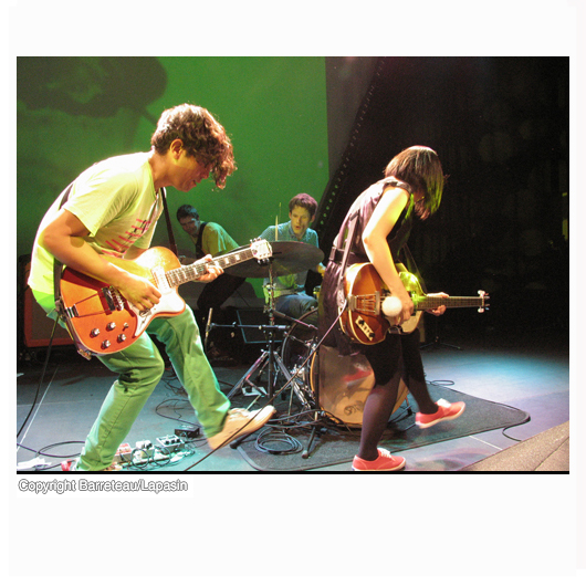 """Deerhoof share their cover of Janet Jackson's """"What have you Done For Me Lately,"""""""