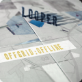 Looper to release new Album and Box Set, containing five releases. All will be available April 14th