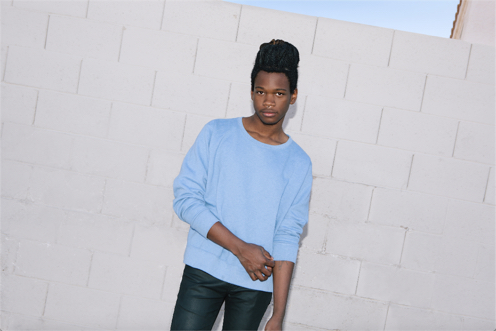 Shamir announces new East coast tour dates. His forthcoming LP 'Ratchet' will be out May 18th