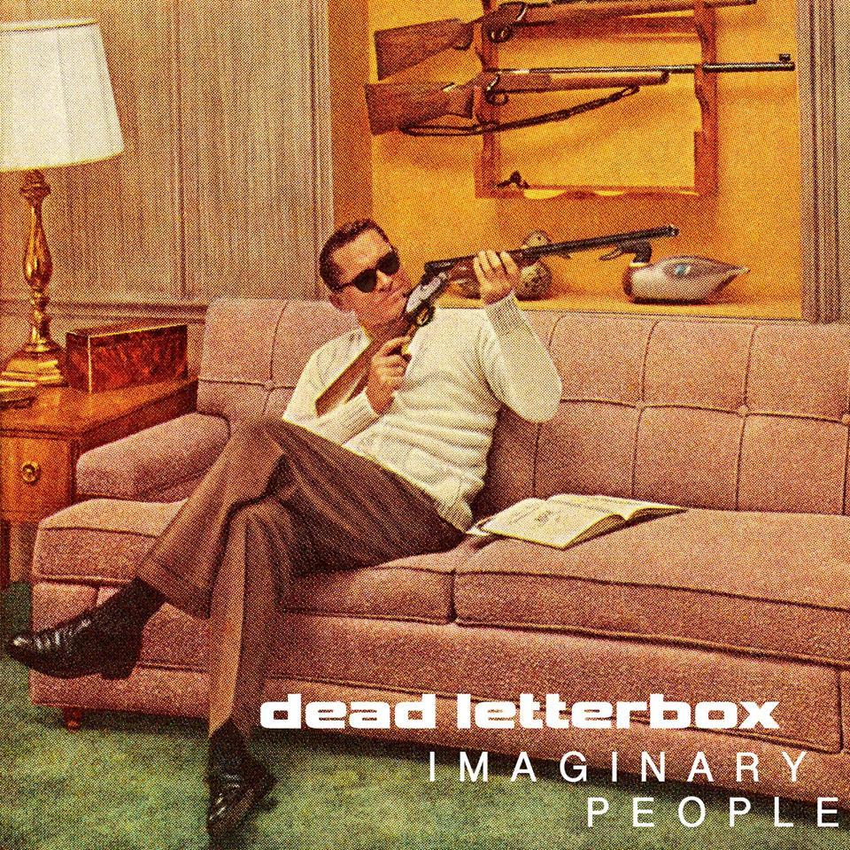Imaginary People announce debut album 'Dead Letterbox,'