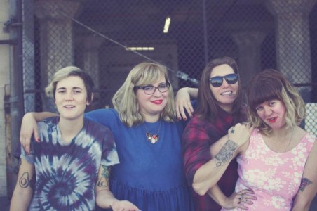 Upset stream their new ep '76,' now out on Lauren records.