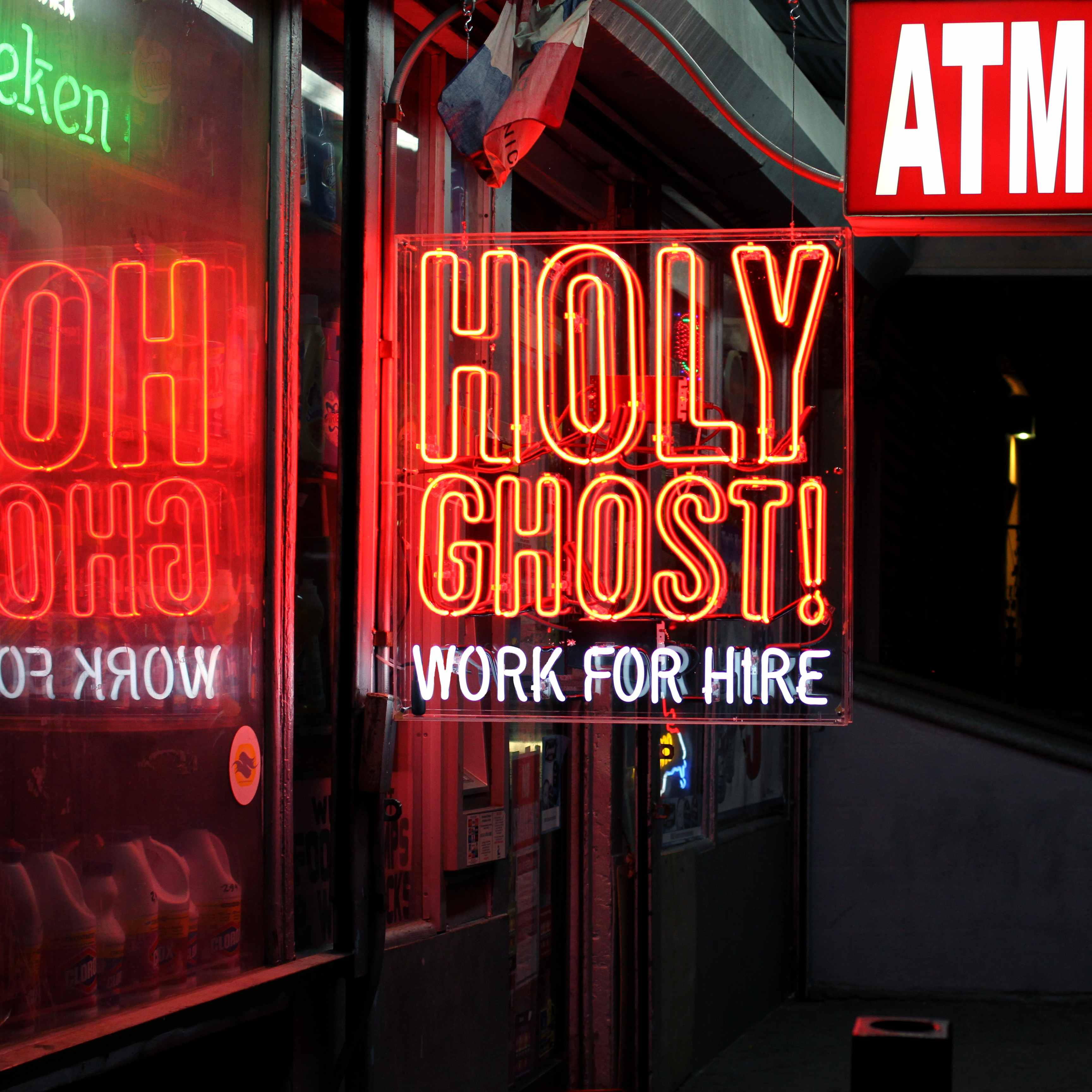 "Holy Ghost! Announce New Album ""Work For Hire"" The Quintessential remixes"