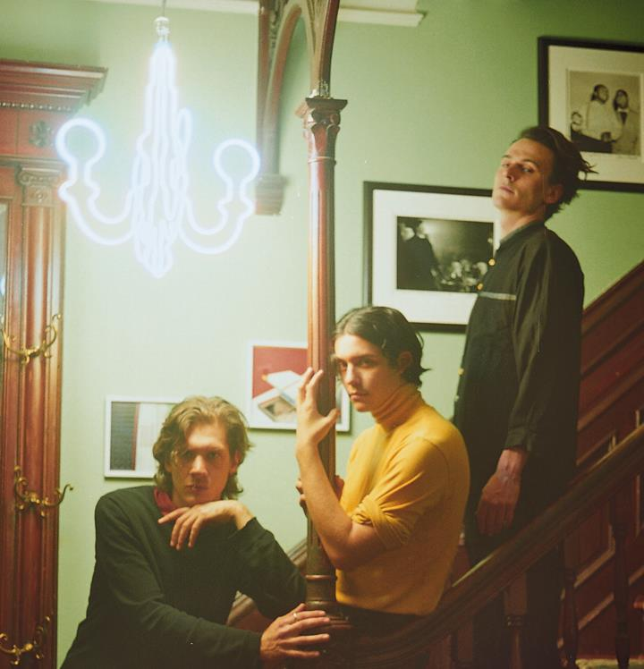 """Strange Names Debut their new single """"I Can't Control Myself"""" off their forthcoming album 'Use Your Time Wisely,'"""