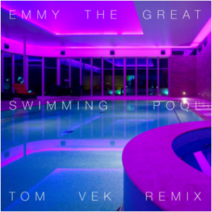 "Emmy The great shares Tom Vek's remix of her Single ""Swimming Pool."""