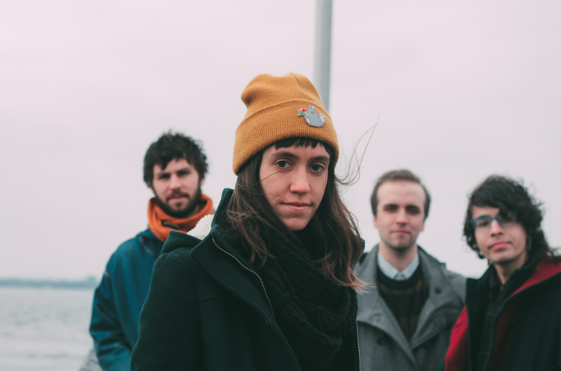 "Eskimeaux shares the single ""Sparrow"", from the forthcoming album 'OK,' announces tour with Mitski and Elvis Depressedly"