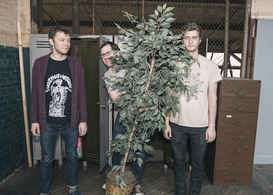"""Meat wave have shared their new single """"Erased"""" from their 'Brother' EP. as well as announcing new tour dates"""