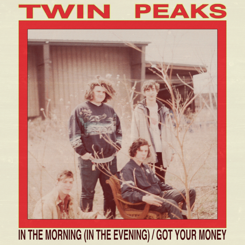 "Twin Peaks share Record Store Day B-side ""Got Your Money"""