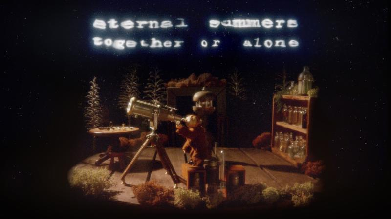 "Eternal Summers release ""Together or Alone"" video from their 'Gold And Stone' LP."