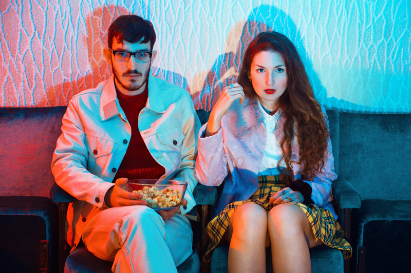 Summer Camp Stream Title-Track from their forthcoming album'Bad Love,'