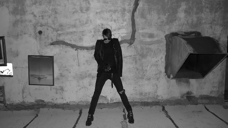 "Cold Cave streams ""Nausea the Earth and Me"" which appears on his upcoming LP compilation ""Full Cold Moon"""