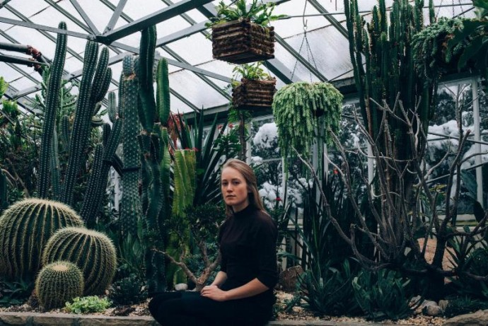 """The Weather Station shares """"Tapes,"""" from the 'Loyalty' LP, out 5/12 on Paradise Of Bachelors."""
