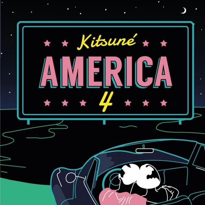 Kitsuné Announces 'America 4' Compilation Feat. Toro Y Moi, Twin Peaks,