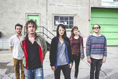 Broncho announces new North American tour dates, including stops at Sasquatch!,