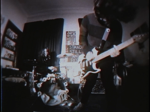 """Pinact premieres video for """"Anxiety"""" Debut album out May 18 and 19 on Kanine Records."""