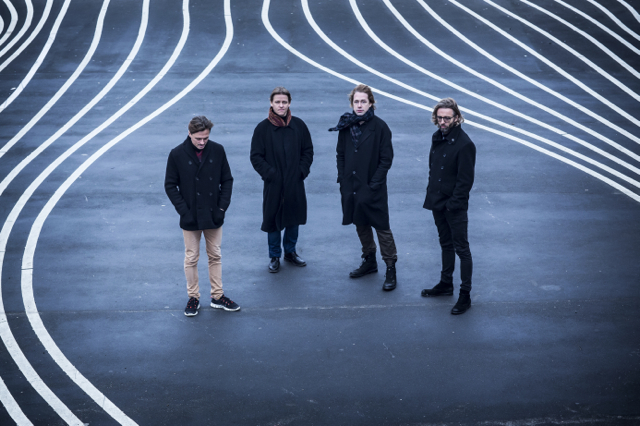 Mew share 808 State remix of 'Water Slides.' Mew's forthcoming album '+ -'