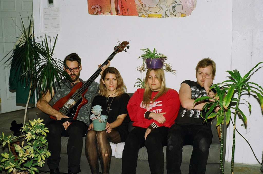 """No Joy Share New Track """"Moon in my Mouth,"""" from their New Album 'More Faithful'"""
