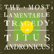 Titus Andronicus unites with Merge for 'The Most Lamentable Tragedy'