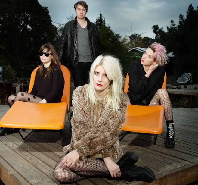 White Lung Announce North American Tour Dates With Refused,