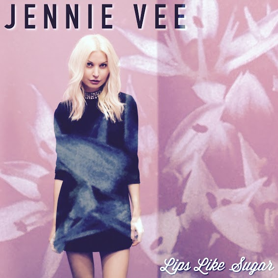 """Jennie Vee shares her cover of Echo and The Bunnymen's """"Lips Like Sugar"""""""
