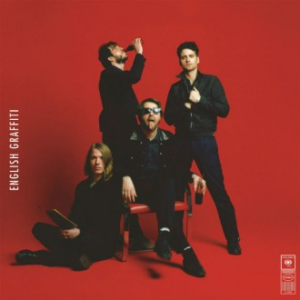 Review of the new album from The Vaccines 'English Graffiti'