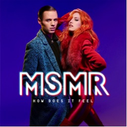 """MS MR share new track """"Painted"""" from forthcoming album, out July 17 via Columbia Records."""