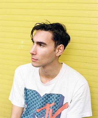 Oscar shares his new single, the title-track from his 'Beautiful Words' EP.