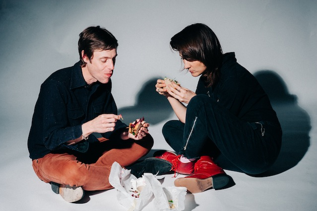 Drinks, featuring Cate Le Bon and Tim Presley (White Fence) - announce debut album 'Hermits On Holiday'