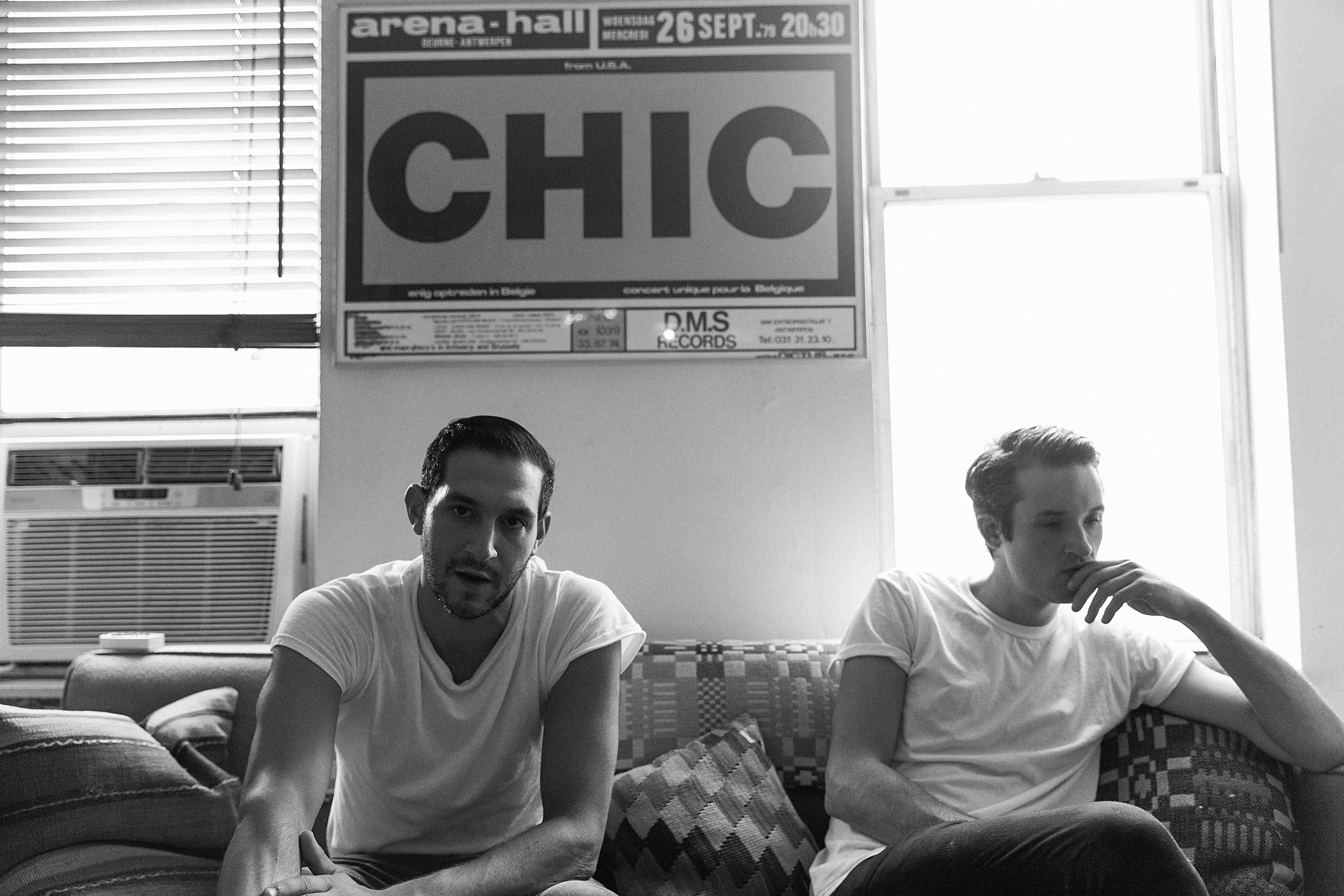 Northern Transmissions interviews Nick Millhiser from Holy Ghost!
